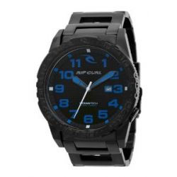 Rip Curl Herren-Armbanduhr XL Cortez XL Midnight SSS Analog Edelstahl A2467 _70