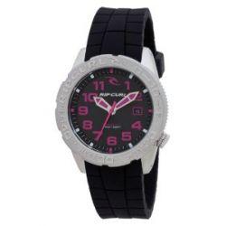 Rip Curl Damen-Armbanduhr XS Cortez 2' Sil Analog Silikon A2520G_90