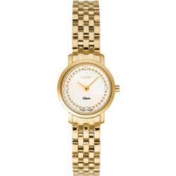 Roamer Ladies' Odeon PVD Gold Plated Bracelet Watch - 931830 48 89 90