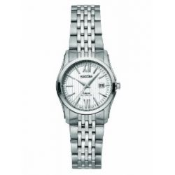 Roamer Damen-Armbanduhr XS SATURN AUTOMATIC Analog Automatik Edelstahl 941561 SM1