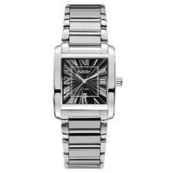 Roamer Herren-Armbanduhr SWISS ELEGANCE Analog Quarz Edelstahl 507859 SM2