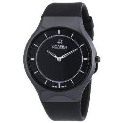 Roamer Damen-Armbanduhr CERALINE PASSION Analog Quarz Kautschuk 684830 SCK1