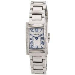 Roamer Damen-Armbanduhr DREAMLINE ARC Analog Quarz Edelstahl 765751 SM1