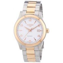 Roamer Herren-Armbanduhr XL ROTODATE Analog Automatik Edelstahl 950660 SGM1