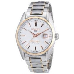 Roamer Herren-Armbanduhr XL SEAROCK Analog Automatik Edelstahl beschichtet 210633 SRGM1