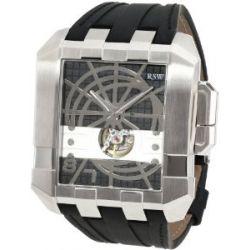 RSW Herren-Armbanduhr XL Crossroads Analog Automatik Leder 7110.MS.V1.1.00