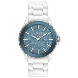 s.Oliver Damen-Armbanduhr Analog Quarz Silikon SO-2674-PQ