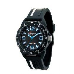Sector Herren-Armbanduhr XL Centurion Chronograph verschiedene Materialien R3271703225