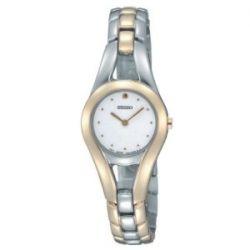 Seiko Quarz Damen-Armbanduhr SUJF60P1