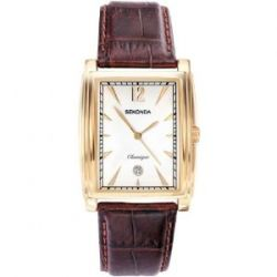 Sekonda Men's gold toned Classique watch 3352