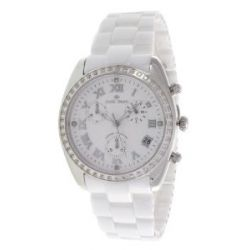 Stella Maris Damen-Armbanduhr Diamond Collection Analog Quarz Keramik ST13H09