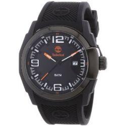 Timberland Herren-Armbanduhr XL Analog Quarz Plastik TBL.13861JPBB/02