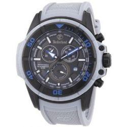 Timberland Herren-Armbanduhr XL Analog Quarz Silikon TBL.13671JSB/61