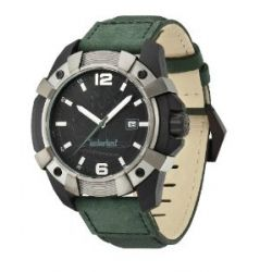 Timberland Herren-Armbanduhr XL CHOCORUA Analog verschiedene Materialien TBL13326JPBU-02