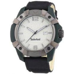 Timberland Herren-Armbanduhr XL CHOCORUA Analog verschiedene Materialien TBL13326JPGNU-13