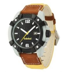 Timberland Herren-Armbanduhr XL CHOCORUA Analog verschiedene Materialien TBL13326JPGYB-02