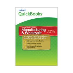 Intuit QuickBooks Premier Manufacturing & Wholesale 0421414