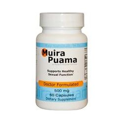 Advanced Physician Formulas, Inc., Muira Puama, 500 mg, 60 Capsules