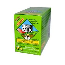 Alacer, ElectroMix, Lemon-Lime, 30 Packets, 4.2 oz (120 g)