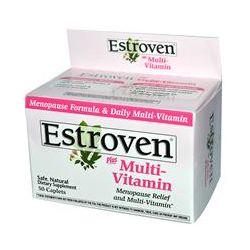 Amerifit, Estroven, Plus Multi-Vitamin, 50 Caplets