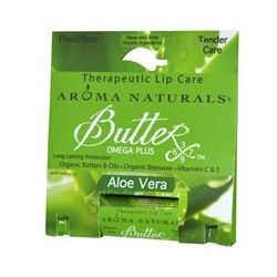 Aroma Naturals, Therapeutic Lip Care, Aloe Vera, .15 oz (4 g)