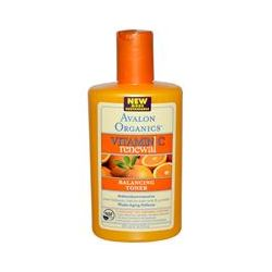 Avalon Organics, Vitamin C Renewal, Balancing Toner, 8.5 fl oz (251 ml)