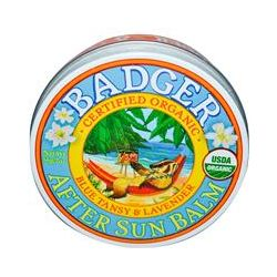 Badger Company, Organic, After Sun Balm, Blue Tansy & Lavender, 2 oz (56 g)
