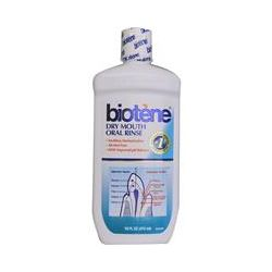 Biotene Dental Products, Dry Mouth Oral Rinse, Alcohol-Free, 16 fl oz (473 ml)
