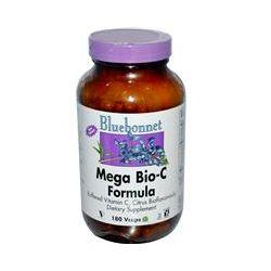 Bluebonnet Nutrition, Mega Bio-C Formula, 180 Vcaps