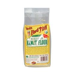 Bob's Red Mill, Organic, Whole Grain, Kamut Flour, 20 oz (567 g)