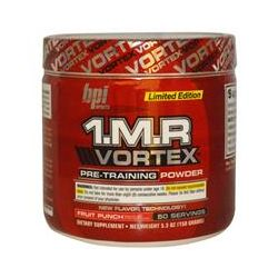 BPI Sports, 1.M.R. Vortex, Pre-Training Powder, Fruit Punch, 5.3 oz (150 g)