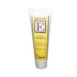 Carlson Labs, Key · E, E Soothing Ointment, 2 oz