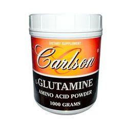 Carlson Labs, L-Glutamine, Amino Acid Powder, 1000 g