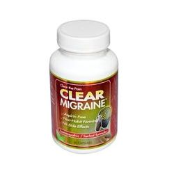 Clear Products, Clear Migraine, 60 Capsules