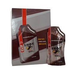 Clif Bar, Shot Energy Gel, Chocolate, 24 Packets, 1.2 oz (34 g) Each