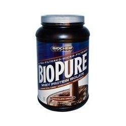 Country Life, Gluten Free, Biochem, BioPure, 100% Whey Protein Isolate, Chocolate Dream, 32 oz (908 g)