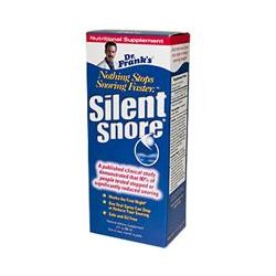 Dr. Frank's, Silent Snore, 2 fl oz (60 ml)
