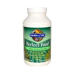 Garden of Life, Perfect Food, Super Green Formula, 300 Veggie Caplets