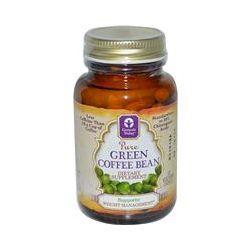 Genesis Today, Pure Green Coffee Bean, 60 Veggie Caps