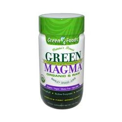 Green Foods Corporation, Green Magma, Barley Grass Juice Powder, 2.8 oz (80 g)