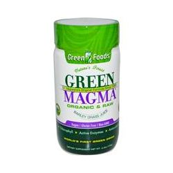 Green Foods Corporation, Green Magma, Barley Grass Juice, 500 mg, 250 Tablets