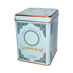 Harney & Sons, Winter White Earl Grey Tea, 20 Tea Sachets, 0.9 oz (26 g)