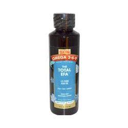 Health From The Sun, The Total EFA, Omega 3-6-9, Orange Clove Flavor, 8 fl oz (236 ml)