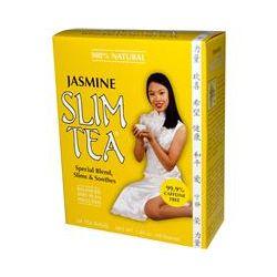 Hobe Labs, Jasmine Slim Tea, 24 Tea Bags, 1.69 oz (48 g)