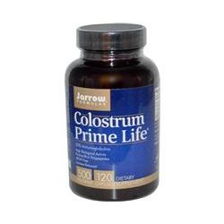 Jarrow Formulas, Colostrum Prime Life, 500 mg, 120 Capsules