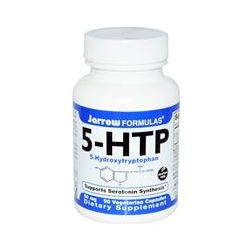 Jarrow Formulas, 5-HTP, 5-Hydroxytryptophan, 50 mg, 90 Veggie Caps