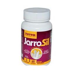 Jarrow Formulas, JarroSil, Activated Silicon, 5 mg, 60 Capsules