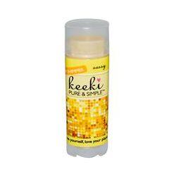 Keeki Pure & Simple, Lip Shimmer, Sassy, 0.15 oz
