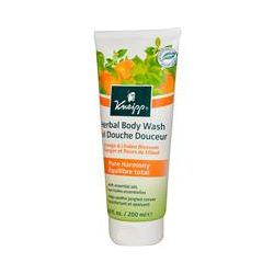 Kneipp, Herbal Body Wash, Orange & Linden Blossom, 6.8 fl oz (200 ml)