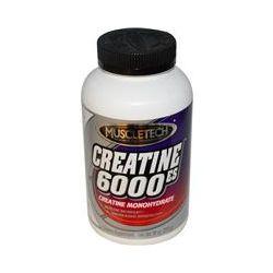Muscletech, Creatine 6000ES, Creatine Monohydrate, 18 oz (510 g)
